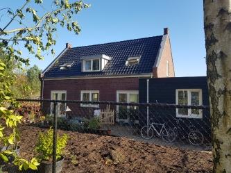 Nieuwbouw woning te Ossendrecht