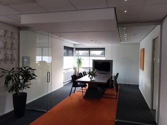 Verbouwing kantoor ruimte