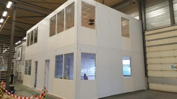 Prefab bouwen voor bedrijven