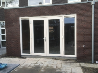 Aanbouw aan woonhuis te Oudenbosch