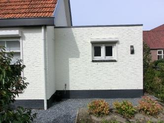 Aanbouw woning te Huijbergen