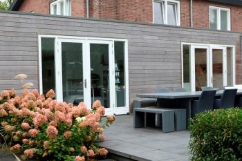 Complete verbouwing woning met uitbouw Roosendaal