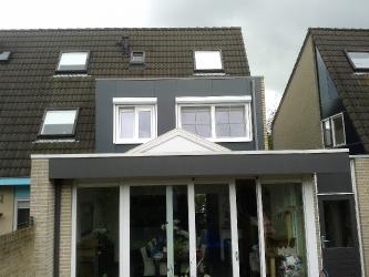 Dakopbouw Roosendaal