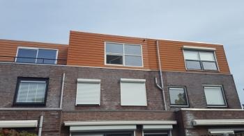 Opbouw woning te Etten-Leur