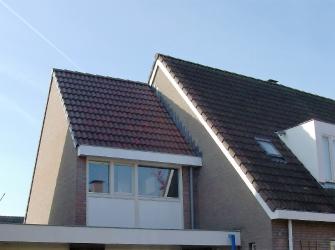 Opbouw woonhuis Roosendaal