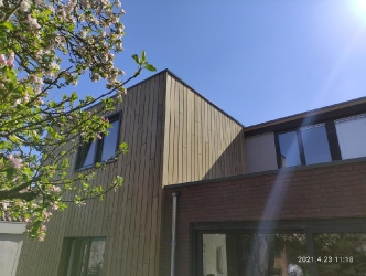 Uitbouw met dakopbouw Breda_1