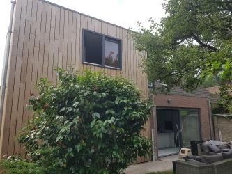 Uitbouw met dakopbouw Breda_2