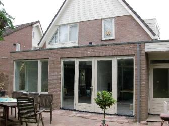 Uitbouw Roosendaal