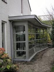 Uitbouw Roosendaal modern
