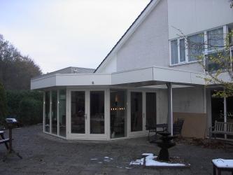 Uitbouw te Roosendaal