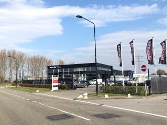 Bestaande bedrijfspand uitgebreid met 500 m2 werkplaats