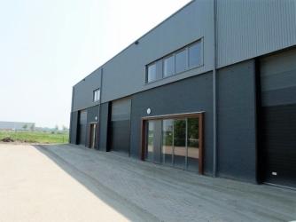 Complete renovatie bedrijfspand te Roosendaal