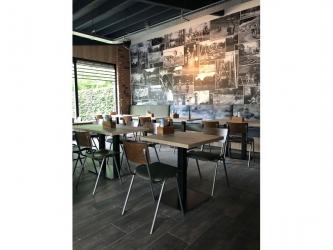 Complete verbouwing restaurant van speeltuin te Roosendaal