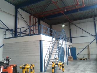 Nieuwbouw compressieruimte te Roosendaal