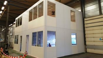 Realiseren inpandige kantoorruimte te Oosterhout