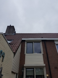 Dakrenovatie te Roosendaal
