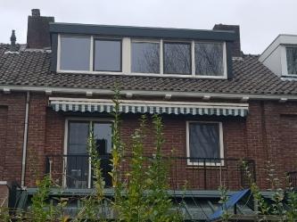 Zolderverbouwing met 2 dakkapellen te Breda
