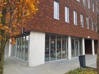 Creëren van extra magazijn ruimte bij Jan Tinberg College te Roosendaal