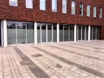 Realiseren aula bij Jan Tinbergen College te Roosendaal